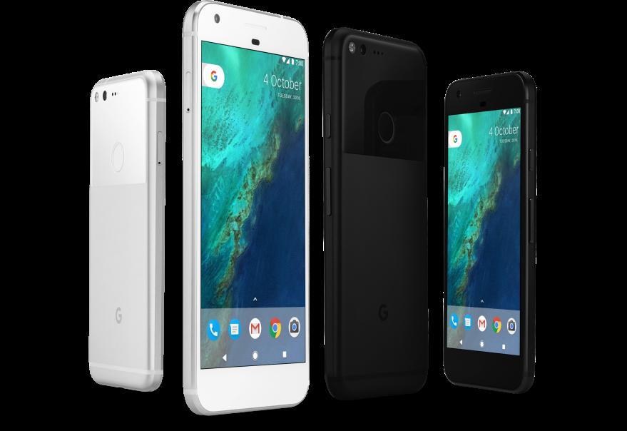 Google Pixel & Google Pixel XL