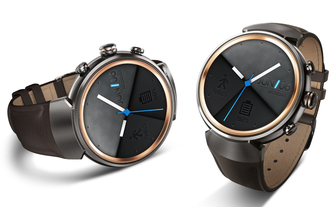 asus zenwatch 3 launched in india price rs 17 599. Black Bedroom Furniture Sets. Home Design Ideas