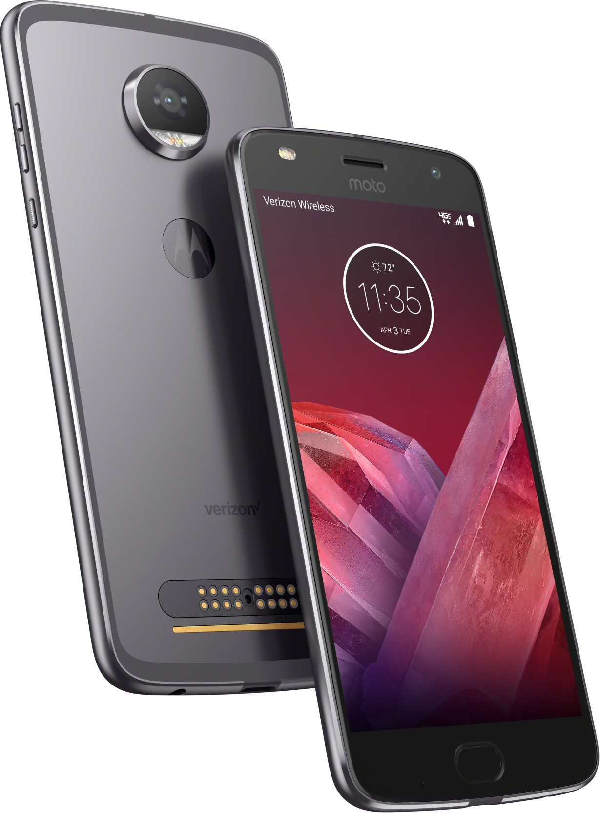 Moto Z2 Play 13 Mp Camera 4gb Ram Moto Voice Price Rs