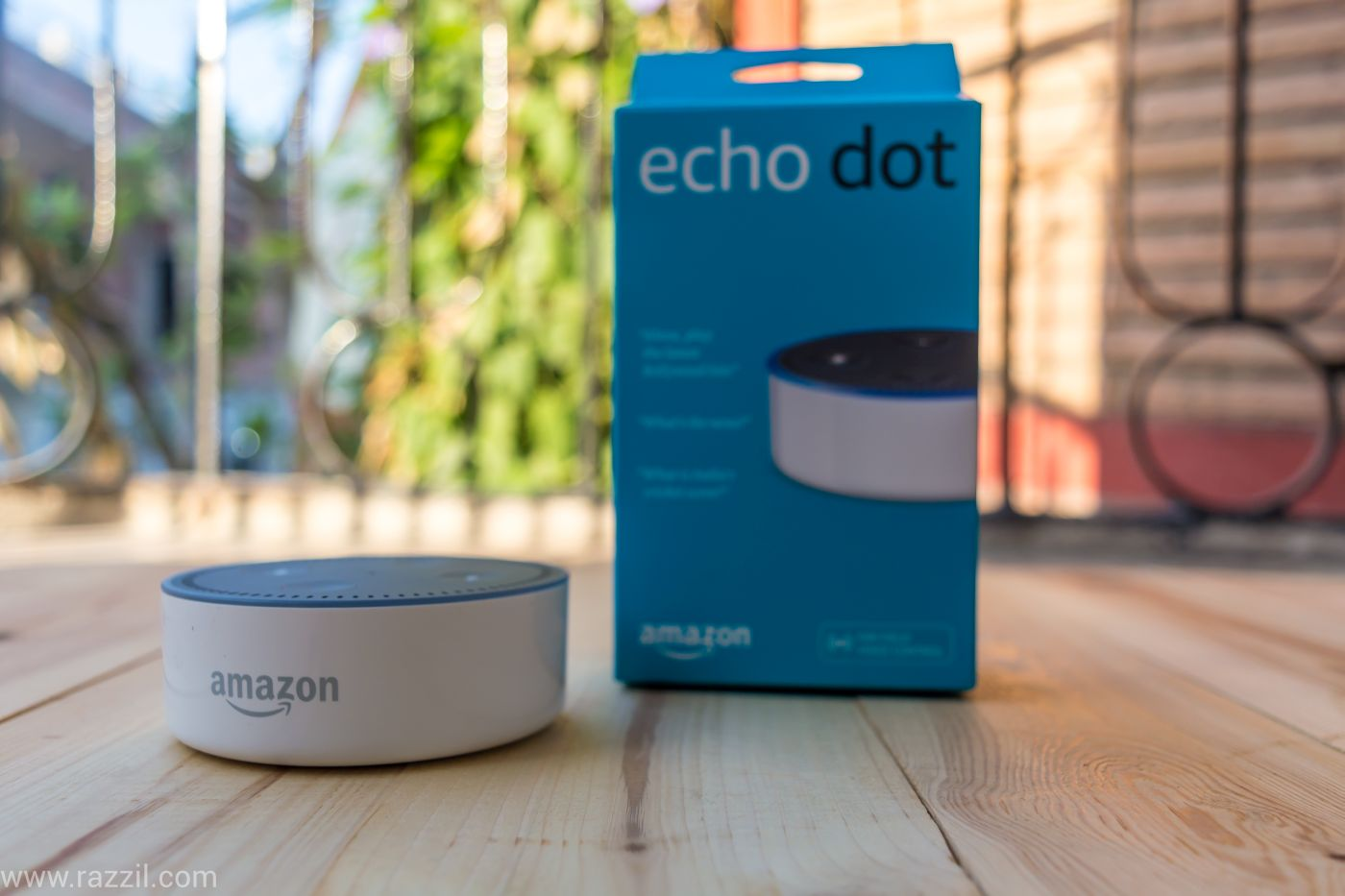 Amazon Echo Dot India Review