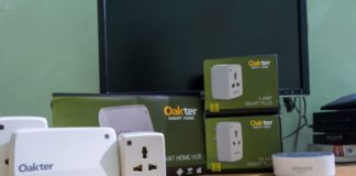 Oakter Smart Plug Amazon Echo Dot India