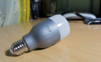Yeelight LED Color Bulb