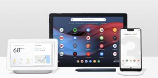 Google Pixel 3, Home Hub & Pixel Slate