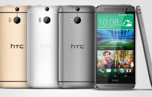 HTC One M8 launched with Duo Camera, Metallic Body & BoomSound