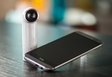 HTC RE Camera