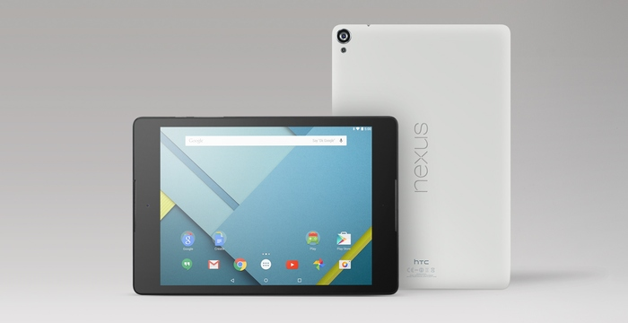 HTC Nexus 9 Tablet