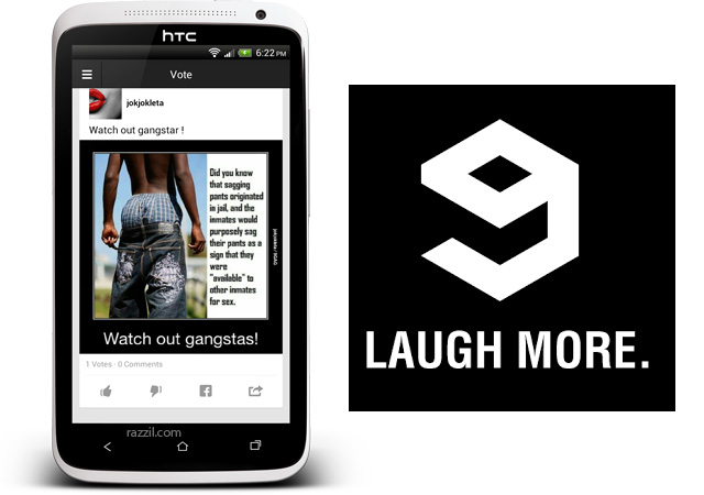 9GAG Android App