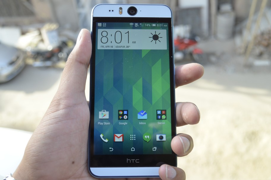 HTC Desire Eye India Dual SIM Review