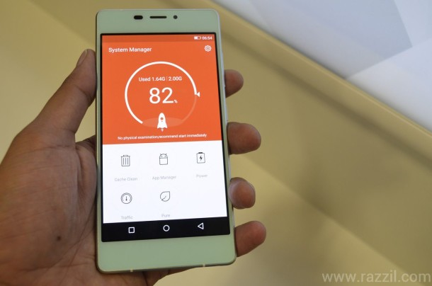 Gionee Elife S7 India Review