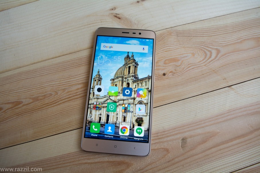 Xiaomi Redmi Note 3 Review
