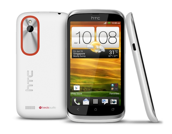 HTC Desire V launched India
