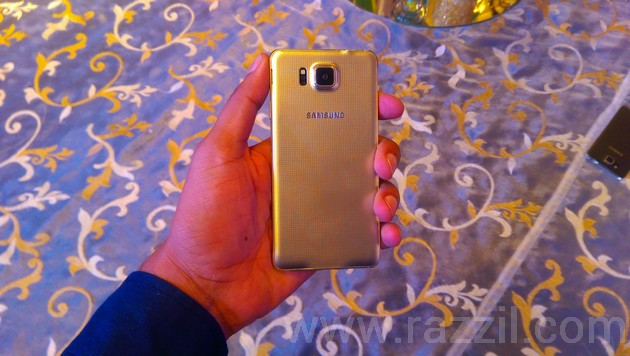 Samsung Galaxy Alpha India Review