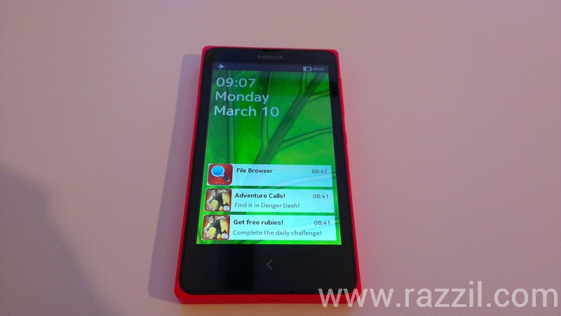 Nokia X First Impression