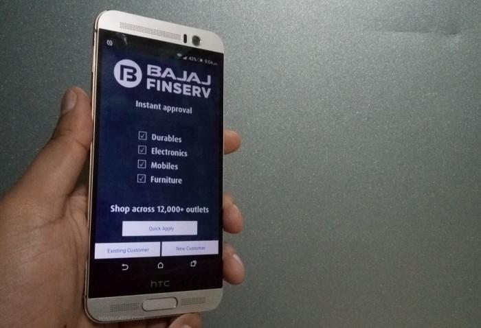 Bajaj Finserv Experia Android app