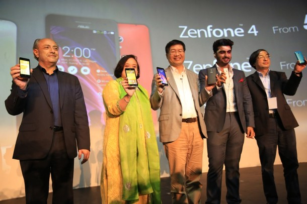 ASUS ZenFone Series launched in India
