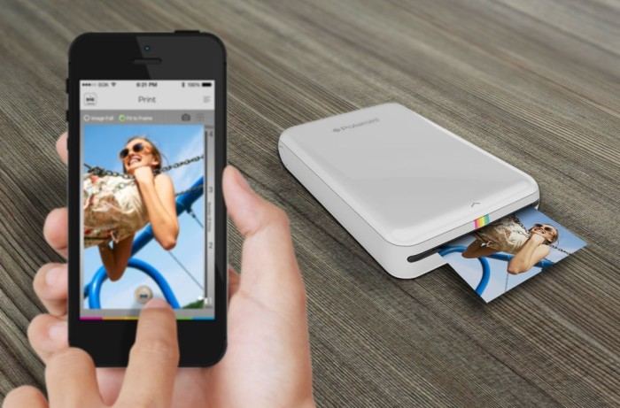 Polaroid Phone and Printer India