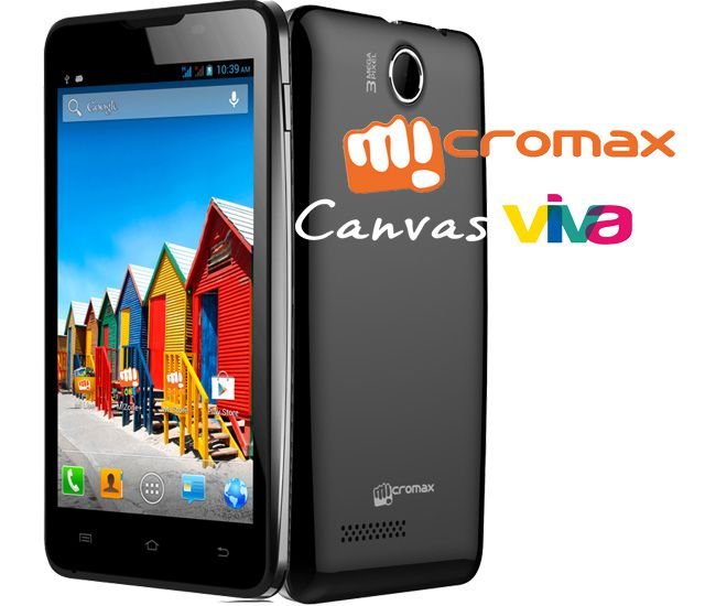 Micromax A72 Canvas Viva – Specifications & Price