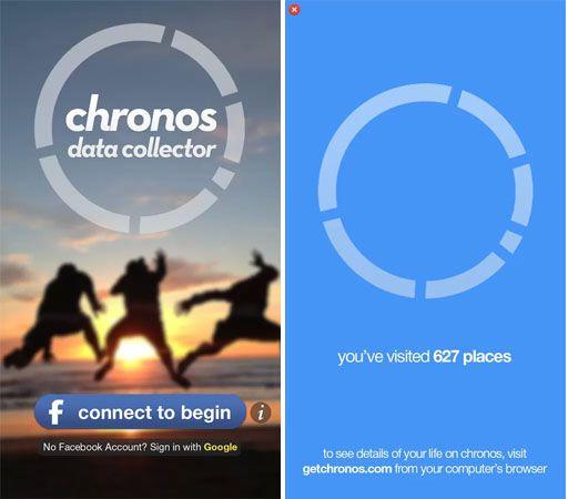 Chronos Android App