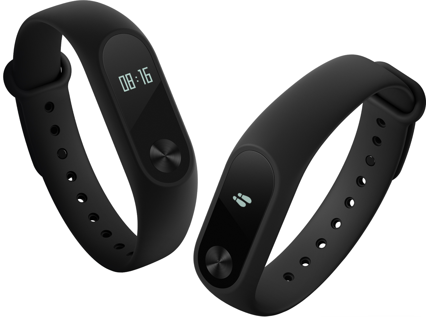 Mi Band 2 - OLED Display, Heart Rate Sensor, 20 Day ...