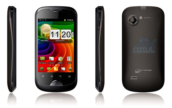 Micromax A80 Infinity
