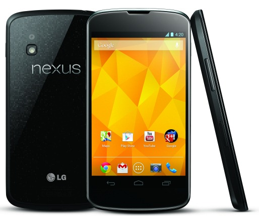 LG Nexus 4 Officially Launched