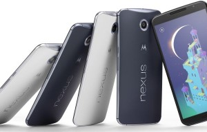 Motorola Nexus 6 – 6″ Quad HD Display, 13 MP Camera & Android Lollipop