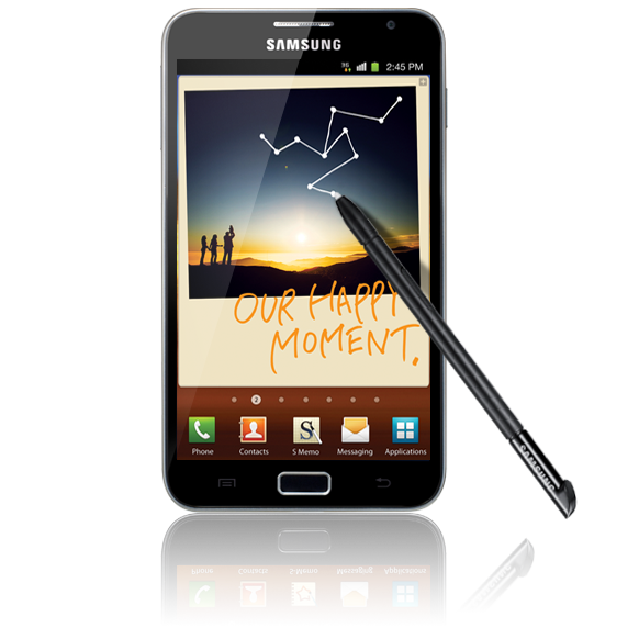 samsung galaxy notes